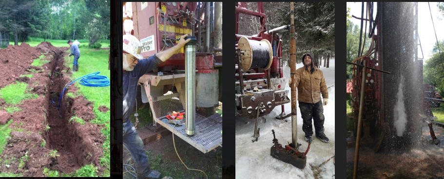 Well Drilling in Upper Michigan and Northern Wisconsin