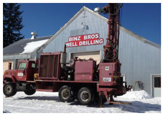 Hurley, Wisconsin } Binz Bros. Well Drilling in Ashland, Bayfield, Iron, and Gogebic Counties